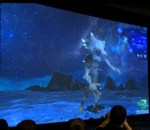 NVIDIA Previews Unreleased GPU Technology