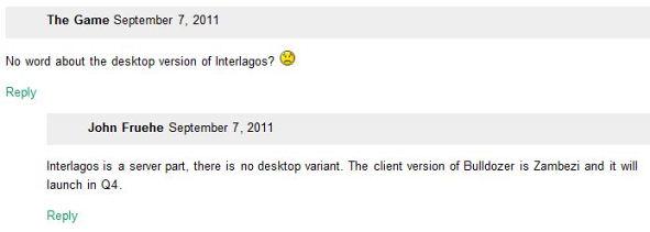 AMD Bulldozer Delayed, Again