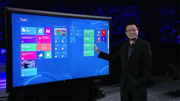 Breaking: Microsoft Buys Perceptive Pixel
