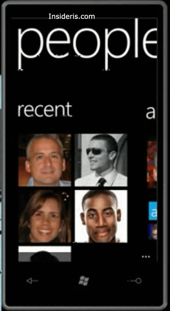 Windows Phone 8 Ditches The Arrow Icon, Reorganizes People Hub