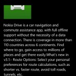 Nokia Drive 3.1 For Windows Phone 7 Released